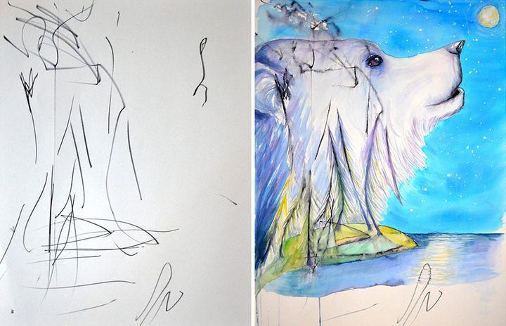 pinturas desde garabatos (9)