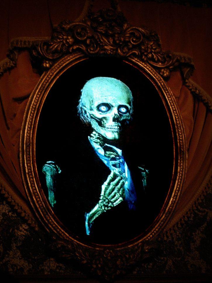 retrato muerta
