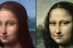 Existe un rostro oculto bajo la Mona Lisa, afirma investigador