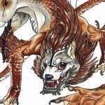 Ahuízotl, el monstruo devorador de hombres de los aztecas