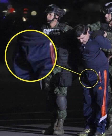 'El Chapo' Guzmán en la FriendZone, Todos Los Mensajes