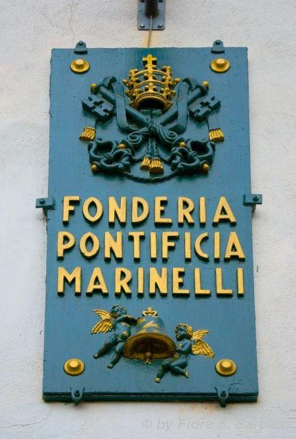 Pontificia Fonderia Marinelli
