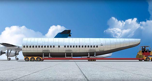 Tatarenko avion prototipo (1)