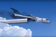 Esta cabina desacoplable podría salvar vidas en un accidente de avión