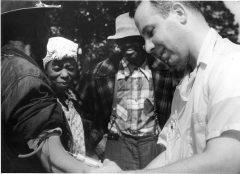 El experimento Tuskegee