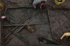 Arqueólogos ingleses descubren casas de la Edad de Bronce