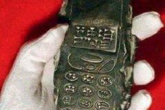 """¿Extraterrestres? """"Celular"""" de 800 años encontrado aviva las teorías de conspira..."""