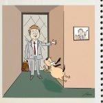 5 diferencias entre perros y gatos en ilustraciones