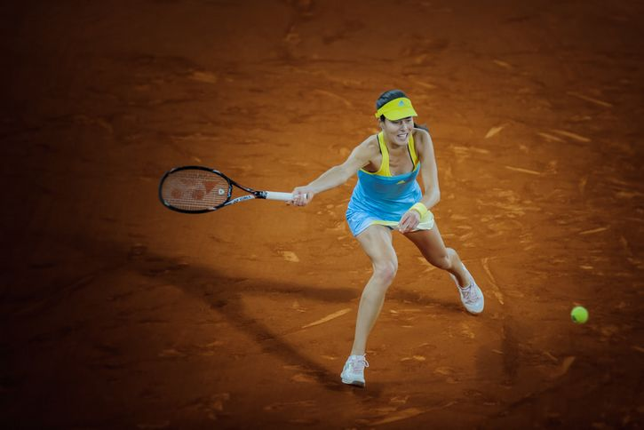 esfuerzo y dedicacion tenis