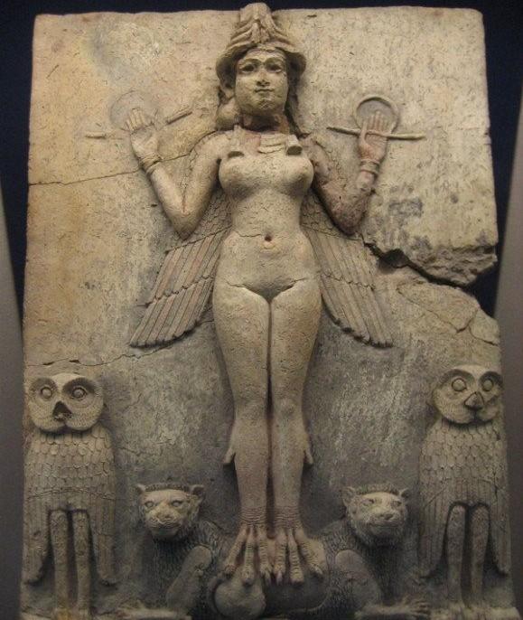 estatua lilith