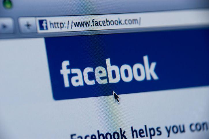 facebook pantalla