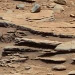 ¿Fotografió la Curiosity una garra extraterrestre en Marte?
