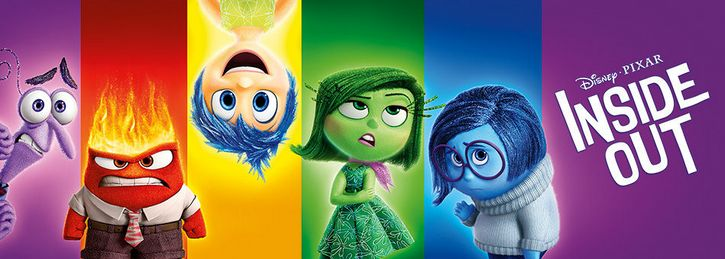 personajes intensa-mente pelicula pixar