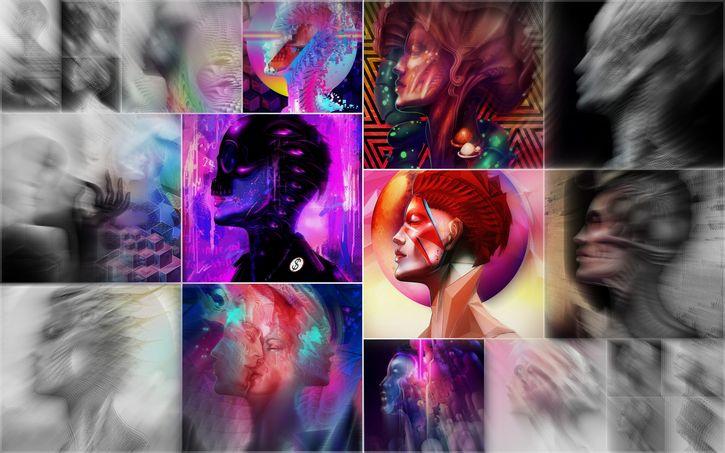 20 ilustraciones drogas
