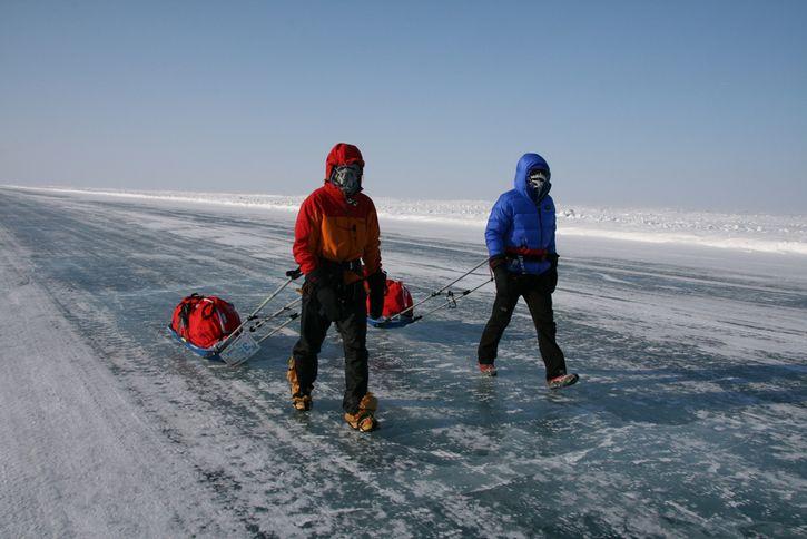 6633 Arctic Ultra recorrido