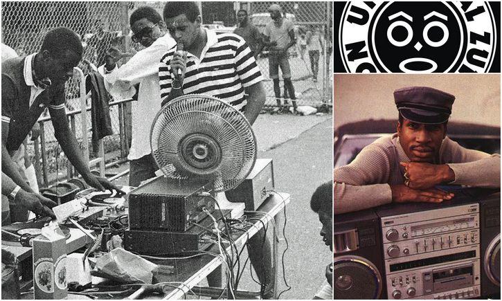 70s hip hop escena