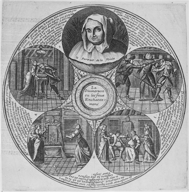 Catherine La Voisin Deshayes