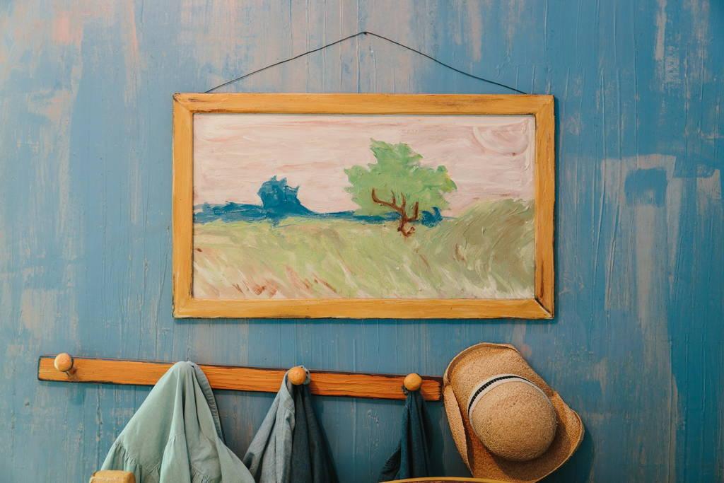 La habitación de Van Gogh en Arles real (1)