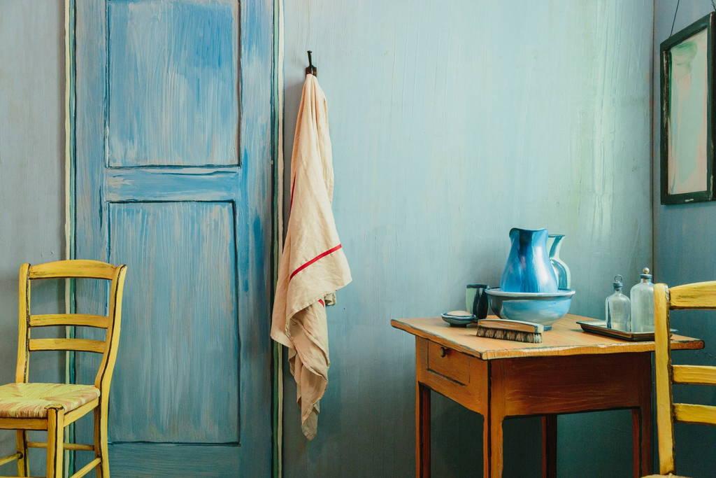 La habitación de Van Gogh en Arles real (3)