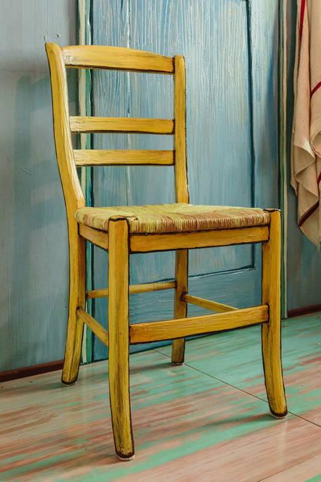 La habitación de Van Gogh en Arles real (6)