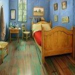 ¿Y si pudieras hospedarte en la habitación de Van Gogh?
