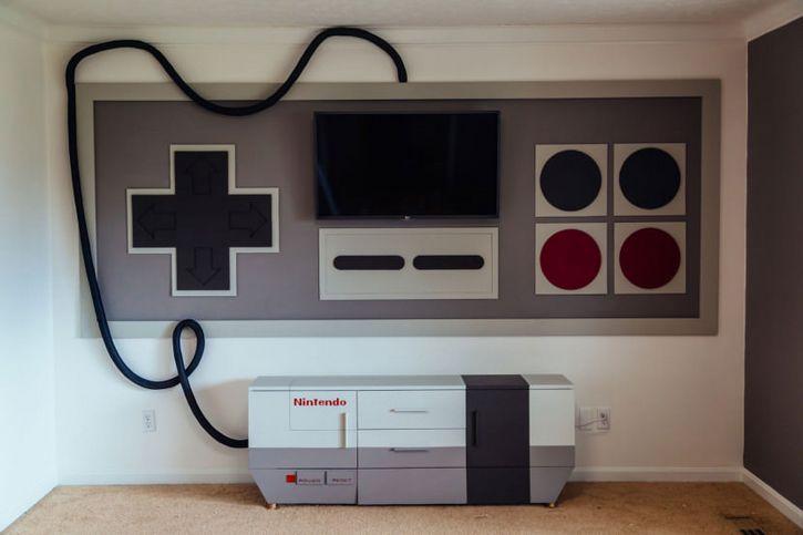 NES sistema de entretenimiento (4)