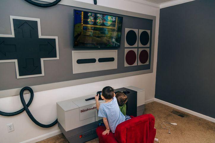 NES sistema de entretenimiento (5)