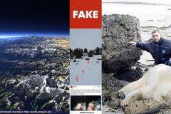 Te engañaron otra vez: 4 imágenes falsas que viralizaron Internet