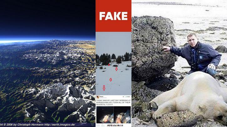 compilado imagenes falsas