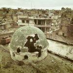Dron ruso filma la devastación de una ciudad en Siria