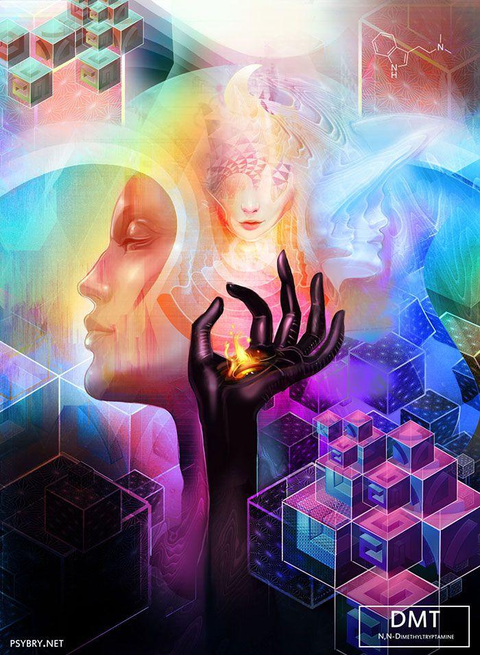 efecto drogas arte ilustracion (11)