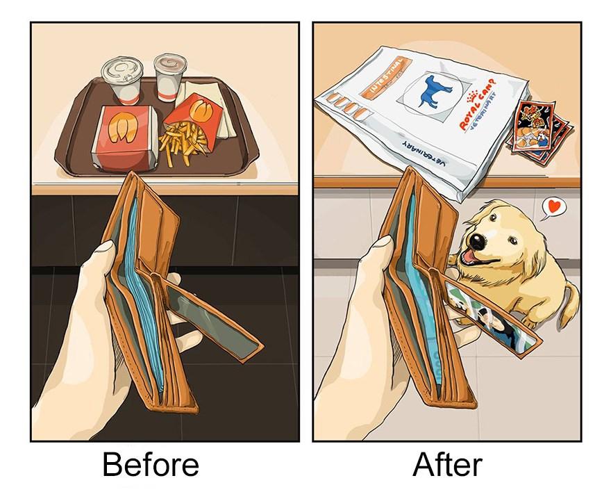 ilustraciones mascotas antes y despues (5)