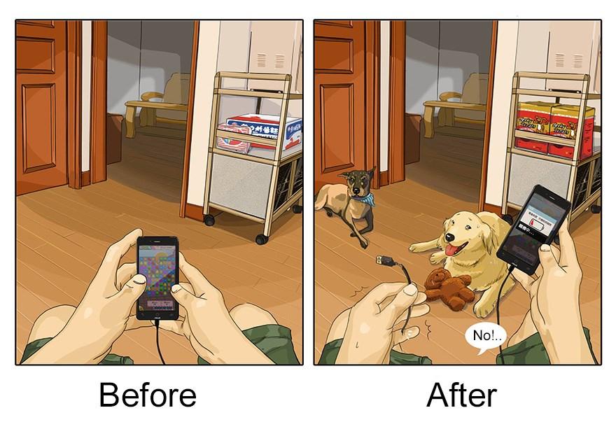 ilustraciones mascotas antes y despues (9)