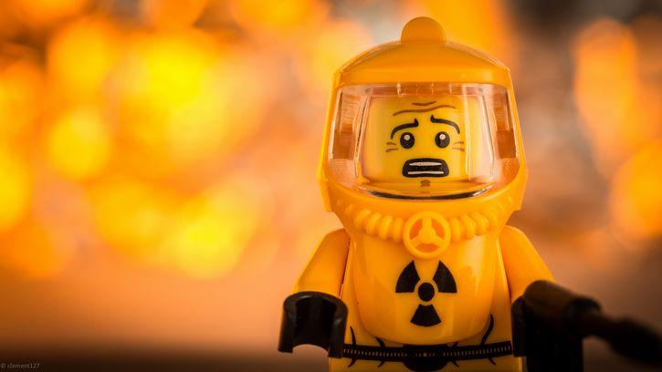 lego radiactividad