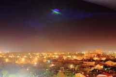 Autoridades en India derribaron un OVNI