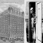 Asesinato en la habitación 1046 del Hotel President