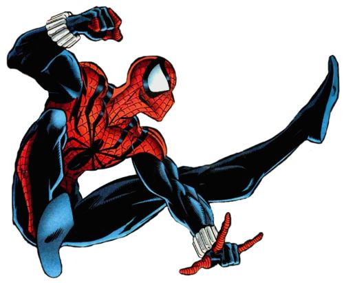 Ben Reilly spiderman