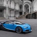 Bugatti Chiron, el nuevo auto más veloz del mundo
