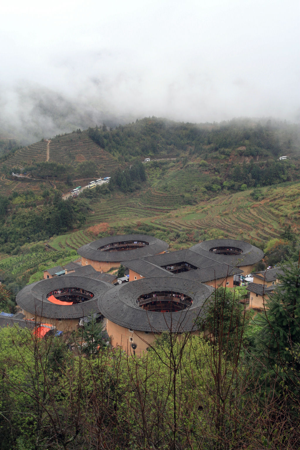 tulous Fujian china 03