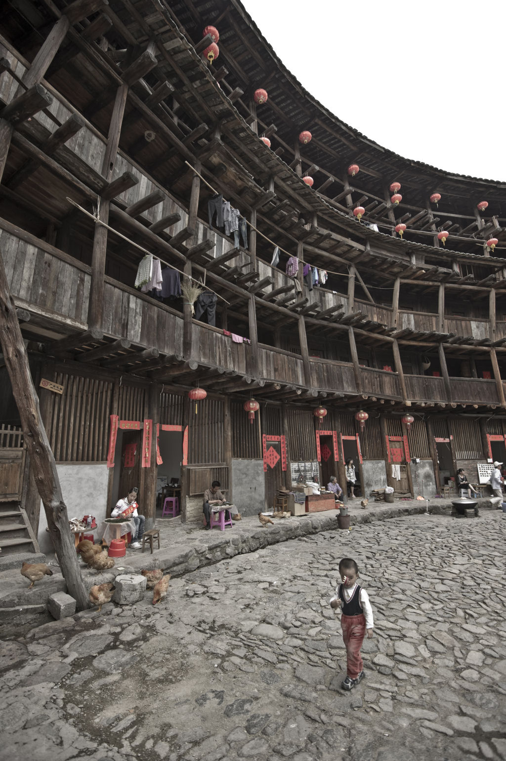 tulous Fujian china 04