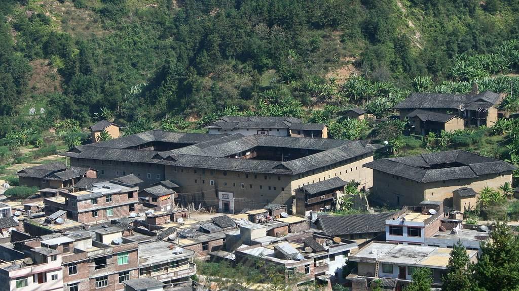 tulous Fujian china 10