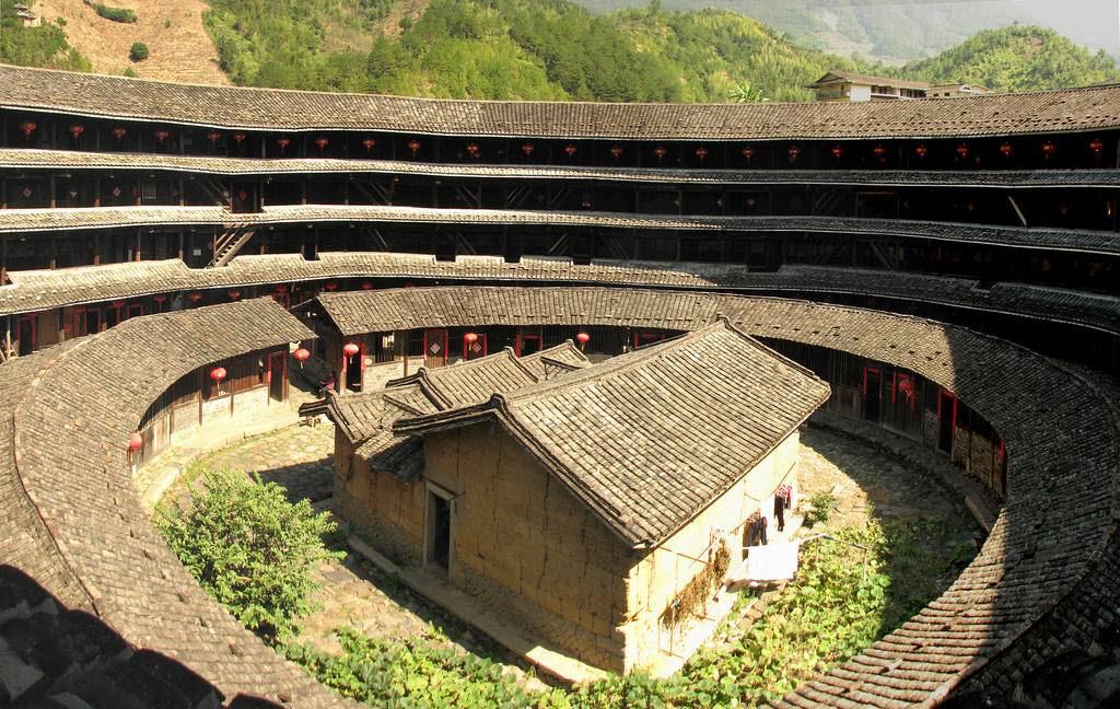 tulous Fujian china 11