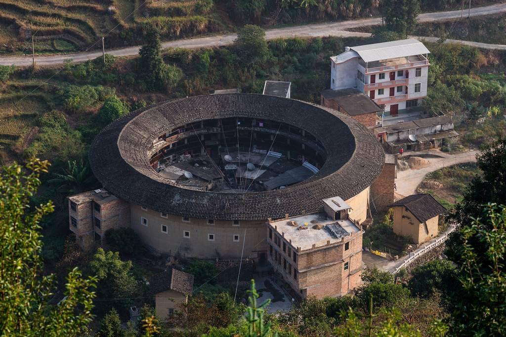 tulous Fujian china 13