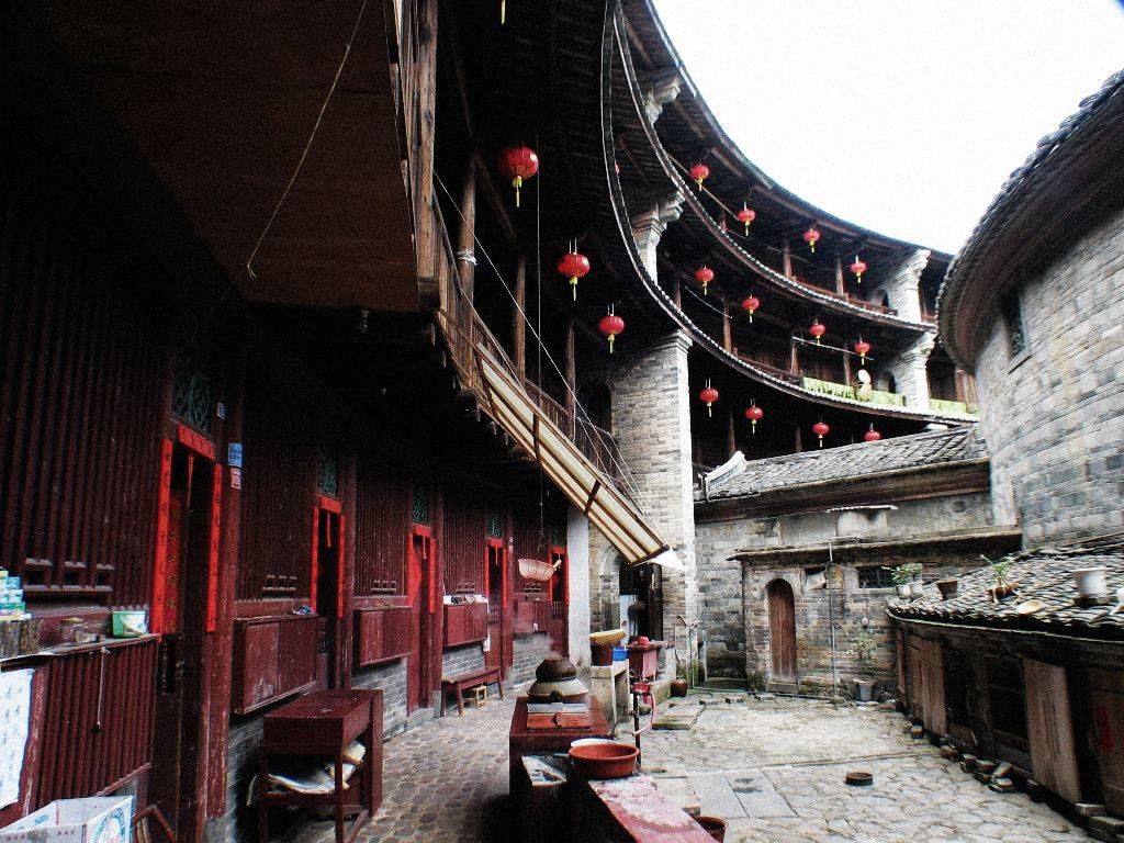 tulous Fujian china 16