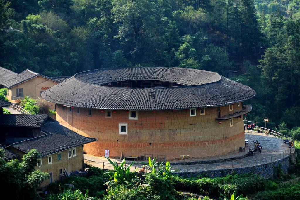 tulous Fujian china 21