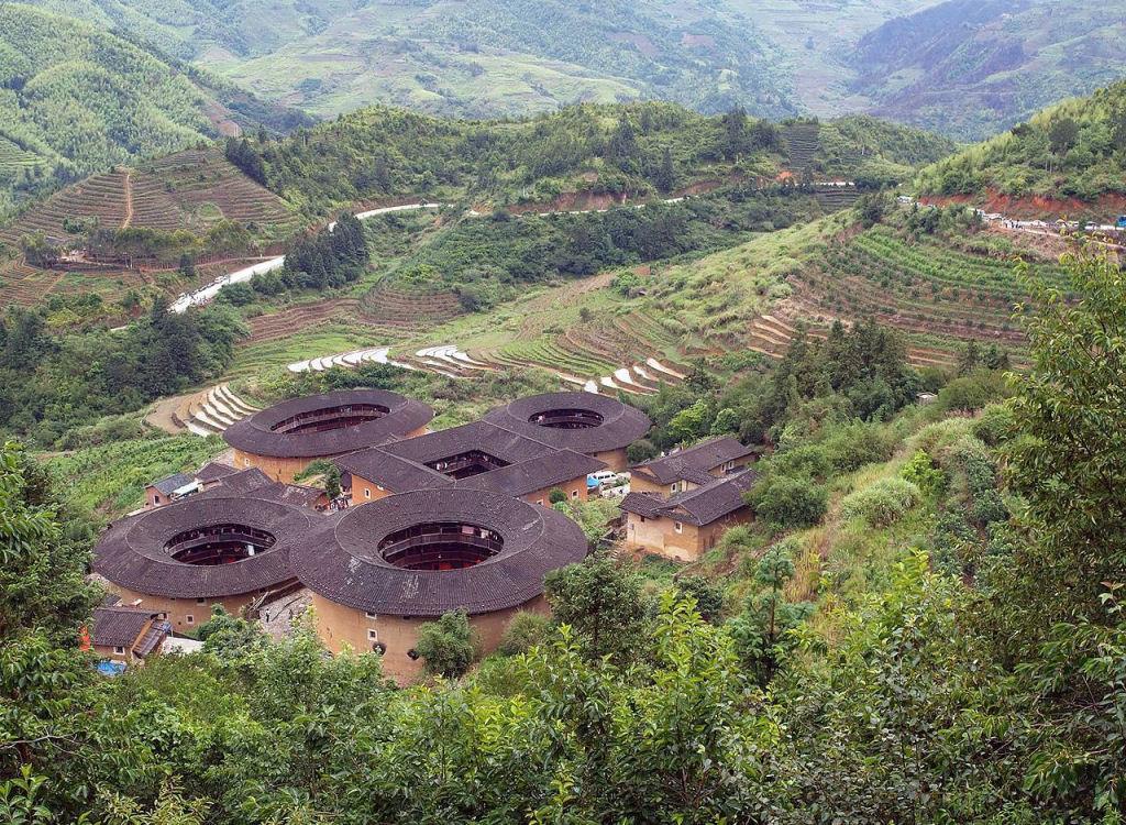 tulous Fujian china 29