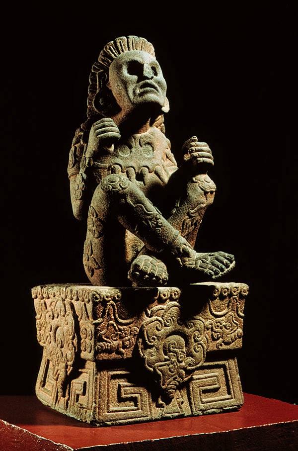 Xochipilli estatua