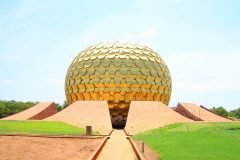 Auroville, una comunidad sin políticos ni clases sociales