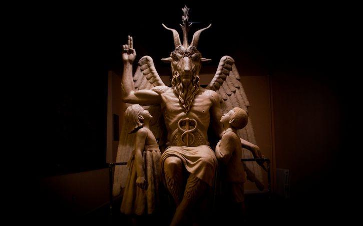 baphomet-estatua