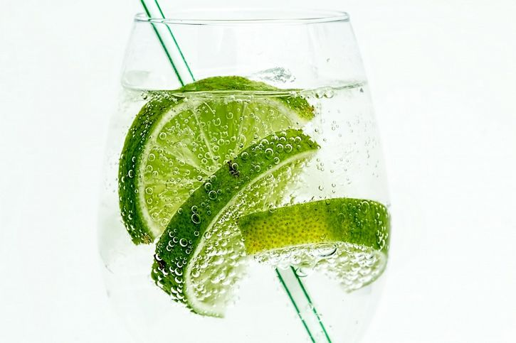 club soda limon